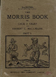 The Morris Book. Cecil Sharp [click for larger]